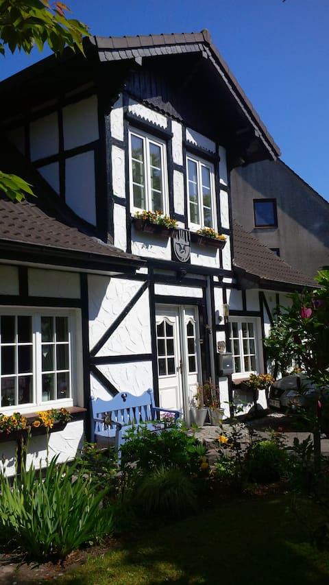 2  przytulne pokoje w północnych Niemczech