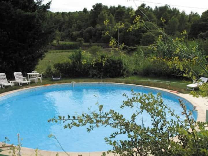 Maison de Campagne avec Piscine en Provence