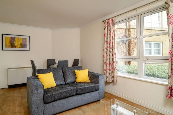 Broughton Rd Apartment Great For Central Edinburgh