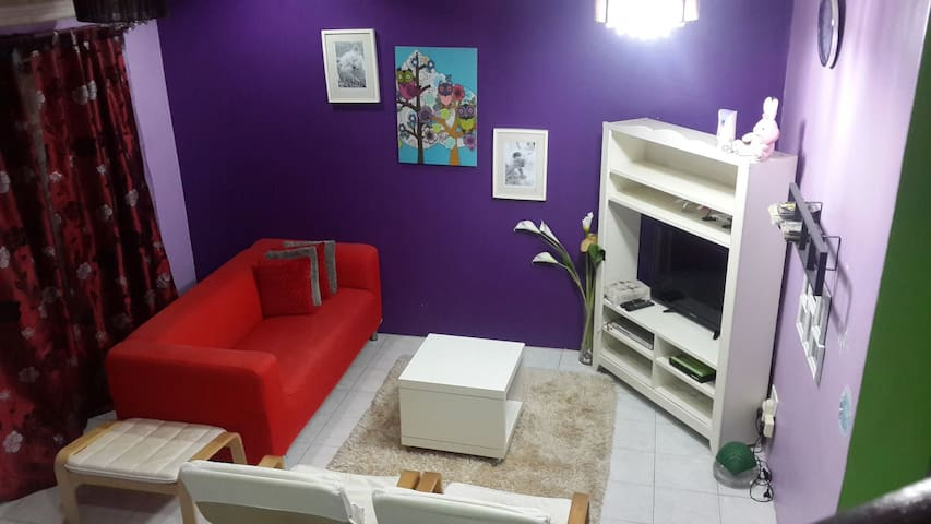 Living Hall - ASTRO Njoi