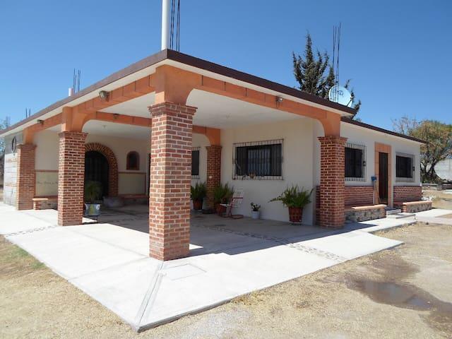 Alojamiento María Félix - Casa de campo
