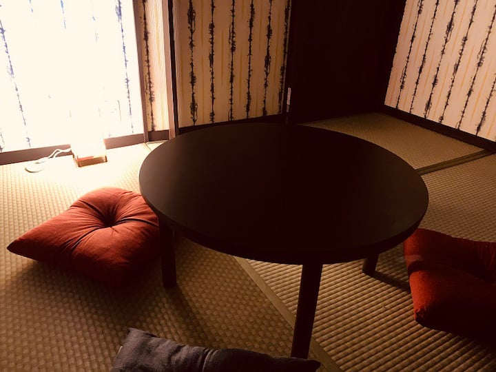 Japanese Style Private Room (2ppl)