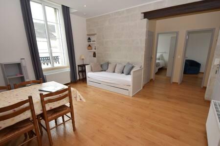 Appartement (terrasse) 1 à 6 personnes - LA LOIRE