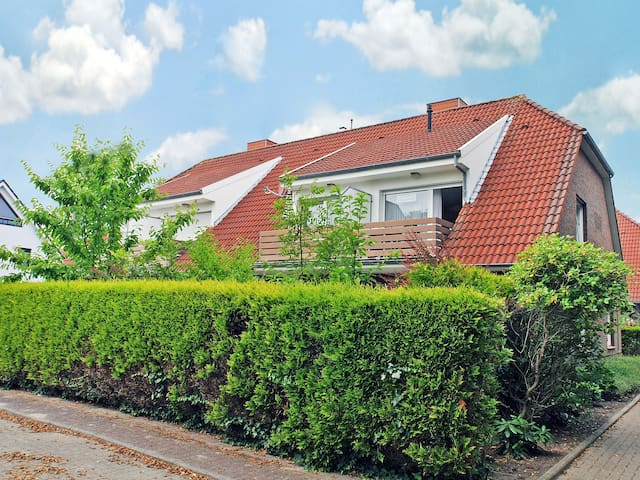 Apartment Ankerlicht for 4 persons