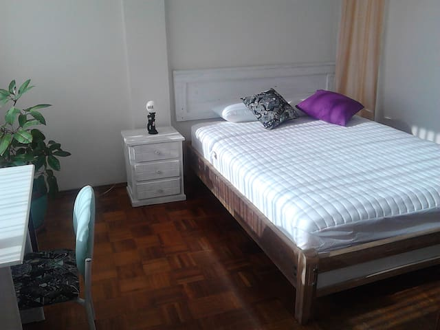«LUZ y SOL 1» HABITACIÓN MASTER - Quito - Apartment
