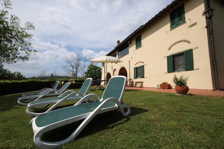 La Brucina - Holiday home in the heart of Tuscany