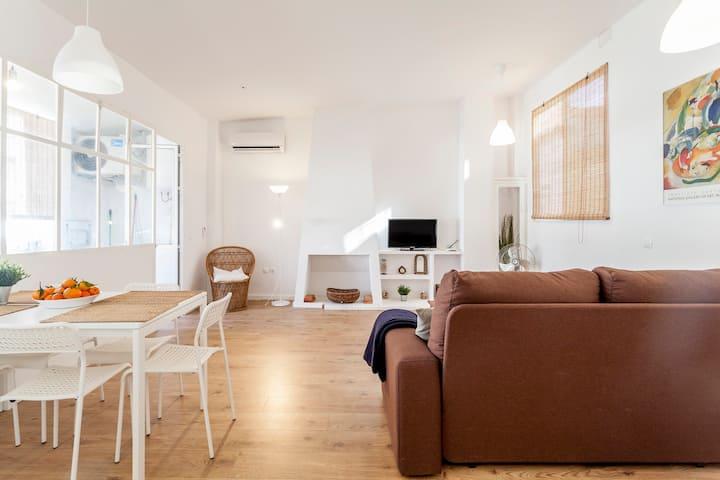 COMFORTABLE  apartment Covid-19 Free