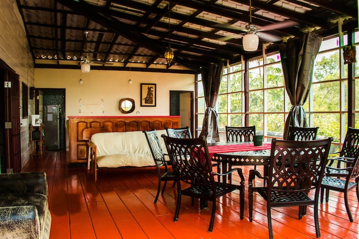 The Retreat at Finca Solana, Corozal, Belize