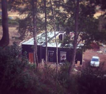 Casa de campo cerca de la ciudad