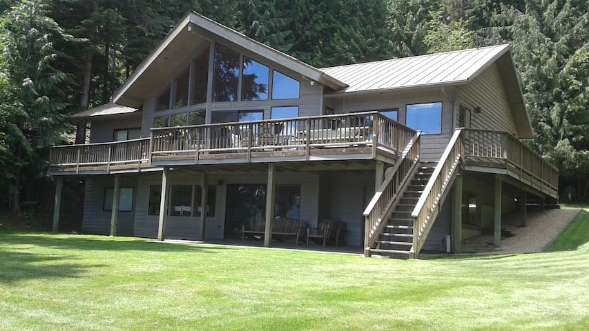 Lakefront Vacation Home Coeur d'Alene Lake - Worley - Cabana