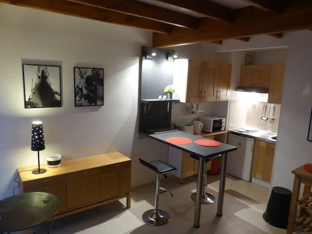 Duplex les minimes La Rochelle - La Rochelle - Apartment
