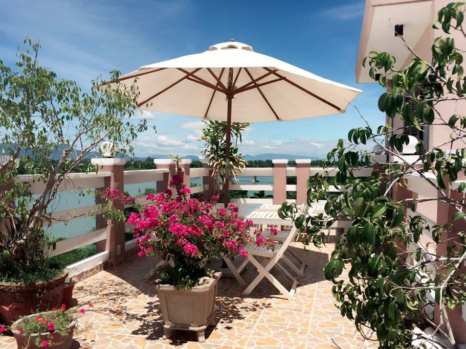 The top terrace of my house