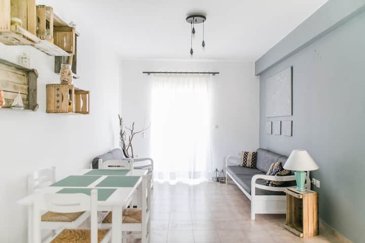 Porto Cheli Chrissa Bella 4 apartment Peloponnese