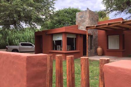 """Cabaña """"Bella Vista """" en San Carlos, Salta"""
