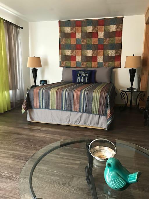Posterpedic Bed