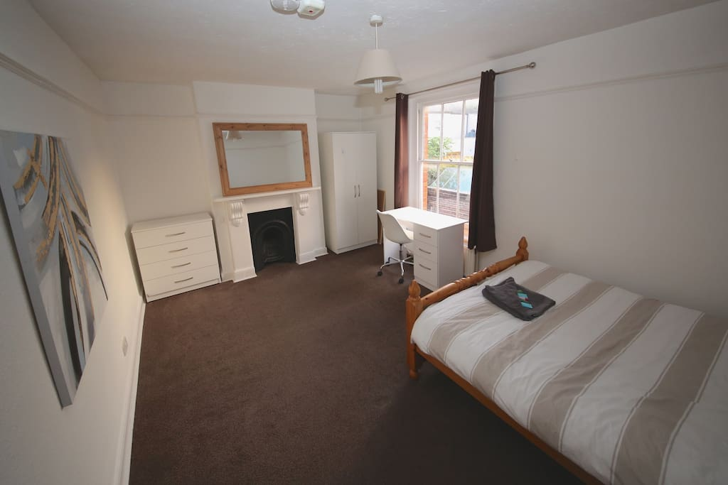 Bedroom 1 - All double beds and everything supplied concerning linen, toiletries and professionally cleaned throughout.