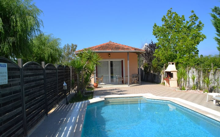 Romantic Villa Adonis with private pool-GyraVillas
