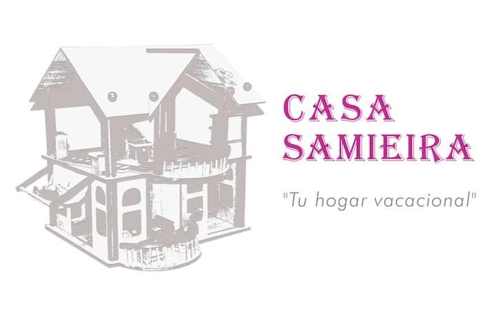 Casa  vacacional  Samieira