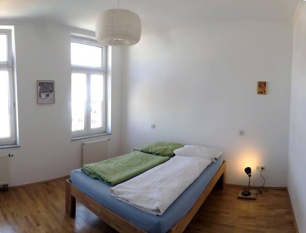 Helle 2 Zimmerwhg in Schleusig - Leipzig - Apartmen