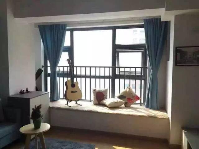 芜湖市中心华强广场c栋青年公寓 - 芜湖市 - อพาร์ทเมนท์