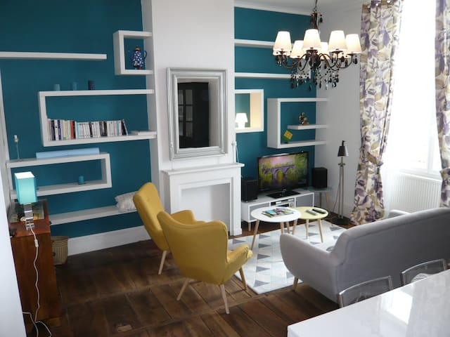 Bel appart, quartier historique - Cahors - Apartmen