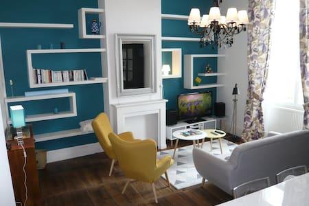 Bel appart, quartier historique - Cahors - 公寓
