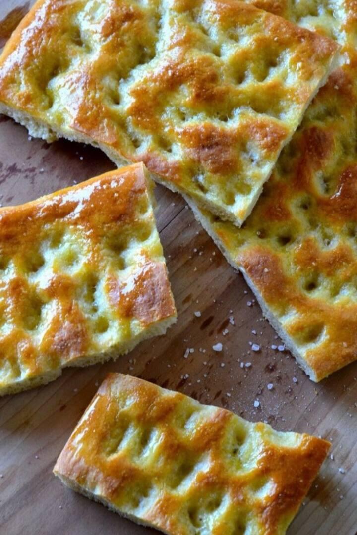 We love Italian olive oil