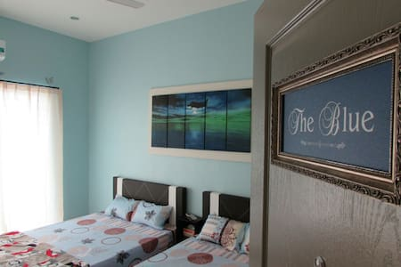 Double One Holiday Home (BLUE) - Ipoh
