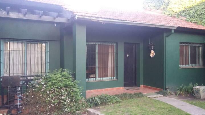 Casa 2dorm capacidad 5 pax en Don Torcuato