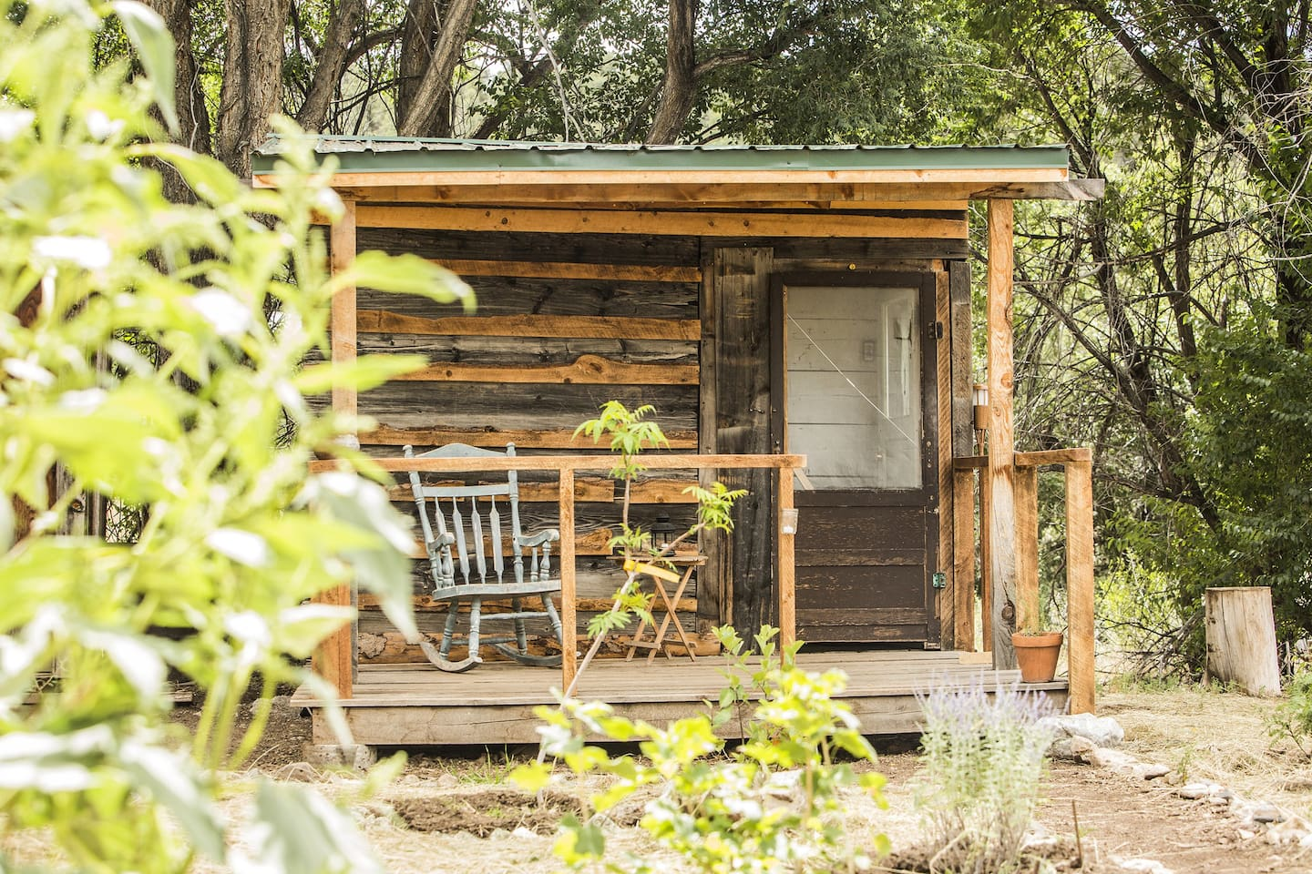 Shepherd\'s Cabin: Solo Glamping Experience - Farm stays for Rent in ...