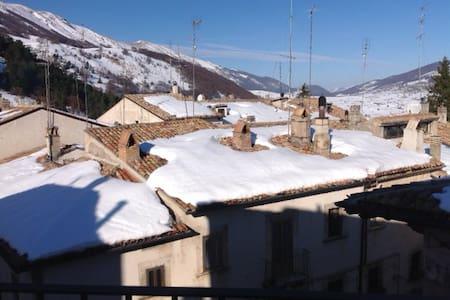 centralissimo appartamento attico - Pescocostanzo