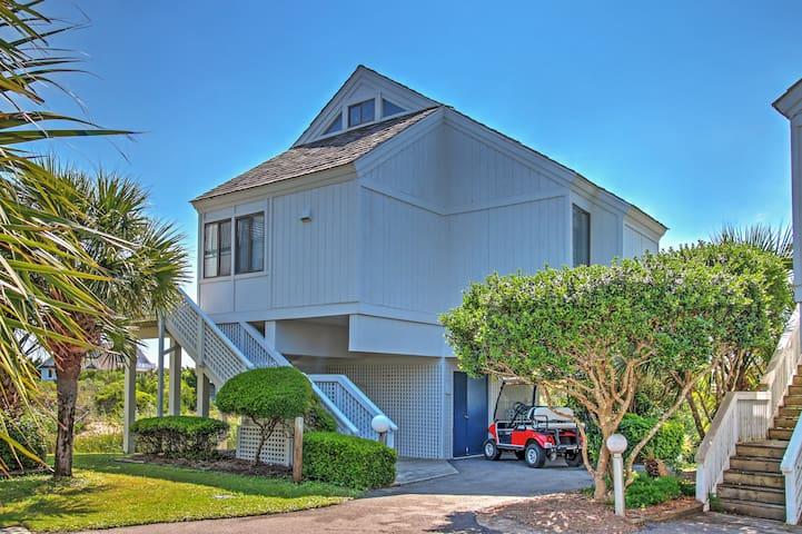 Alluring 3BR Bald Head Island Villa w/Ocean Views!