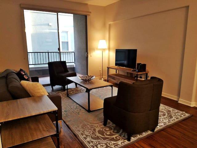 Living Room Short Term Rental