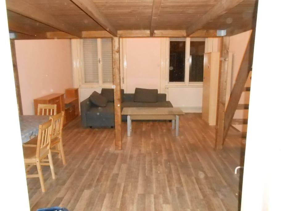 The  room itself :)