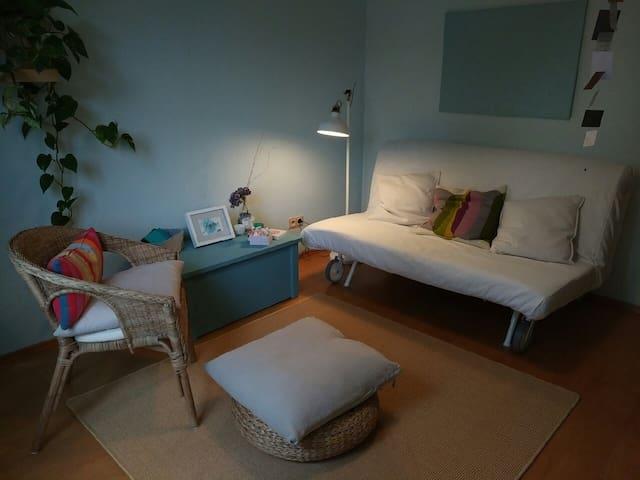 Zwischen Heide und Hamburg, Zimmer mit eigenem Bad