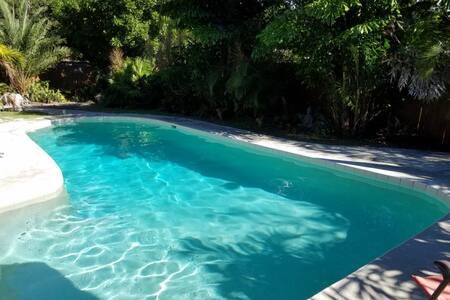 Close to downtown Sarasota home with pool - Sarasota - Haus