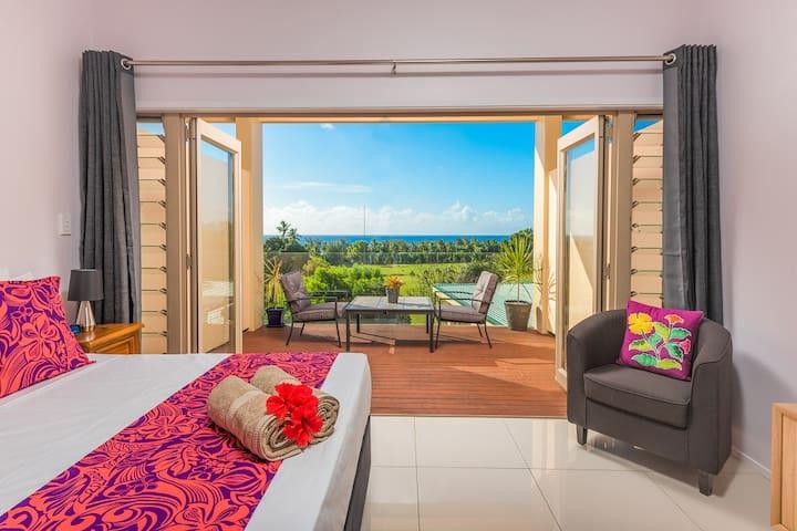 Rarotonga GolfSeaView Studio