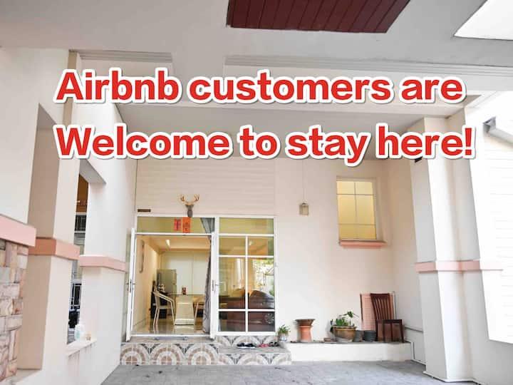 携手防疫欢迎滞留在泰国的您们!welcome customersdetainedinThailand
