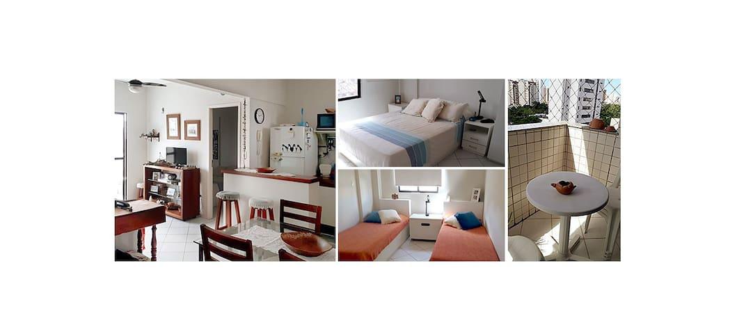 Apartamento perfeito para família com até 3 filhos