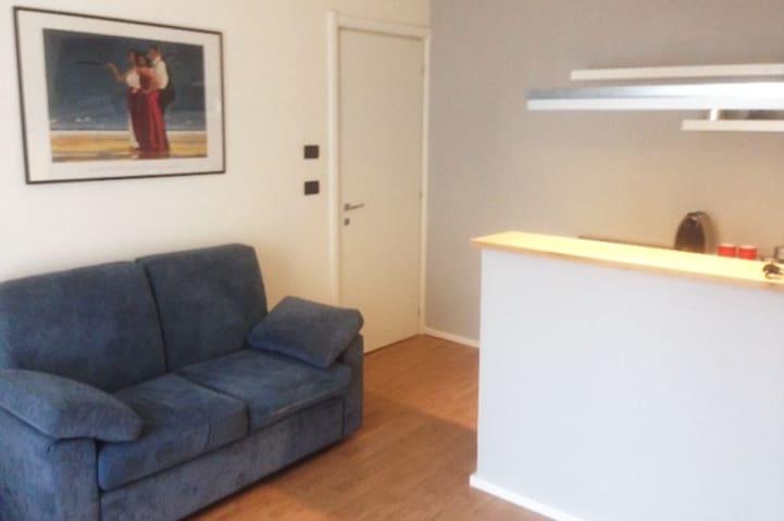 Bilocale con tanta cultura - Turijn - Appartement