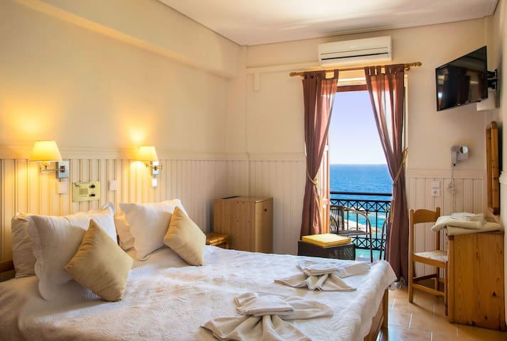 Double room with the best sea view