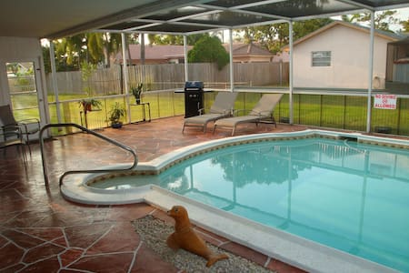 VACATION CENTRAL-Heated Pool, Beach, Golf, Casinos - Coconut Creek