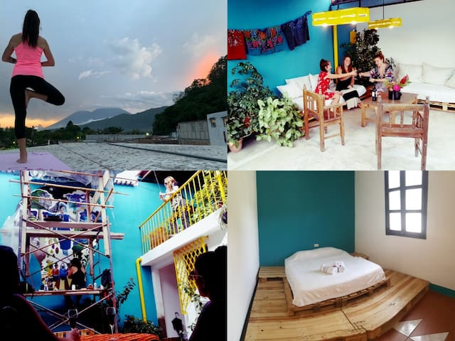 No Tengas Pena House Room #4