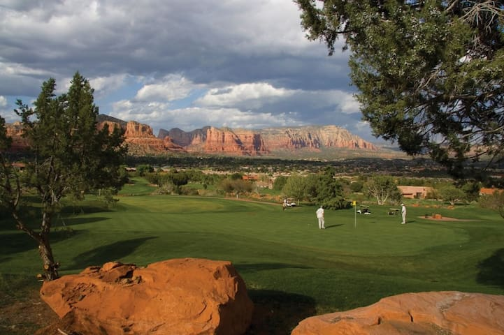 Entrancing Club Wyndham Sedona, 2 Bedroom Deluxe