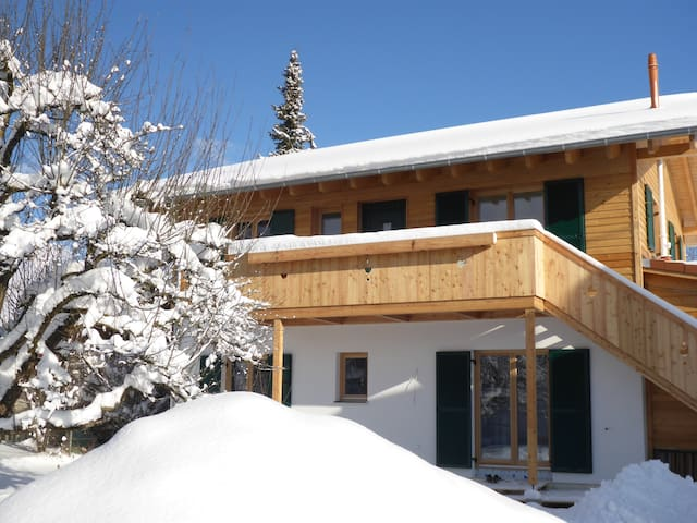 """Ferienhaus Inntal - Wohnung """"Wildwasser"""" - Kiefersfelden - Pis"""