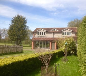 Detached Annex with fantastic views - Hertfordshire - Apartmen