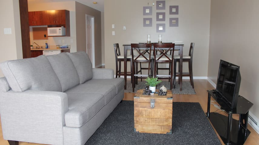 1BR condo close to the Casino and OTTAWA - Gatineau - Appartement en résidence