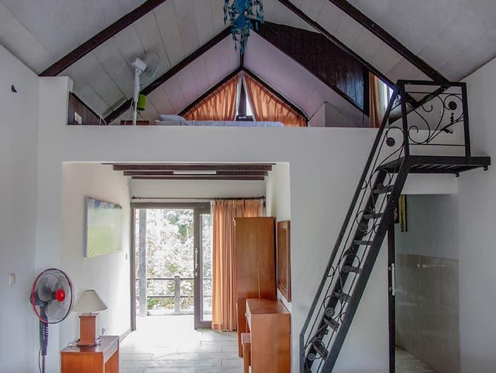 La Bila Dive resort - Penthouse / Loft