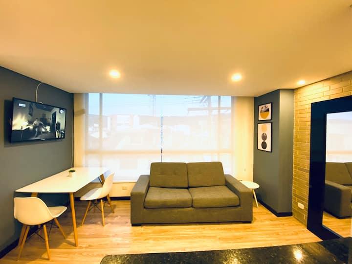 "Nice apartment near "" Centro Chia y U. Sabana"""