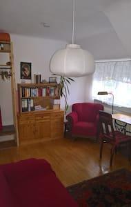Gemütlich , nett , zweckmässig - Saarbrücken - 公寓